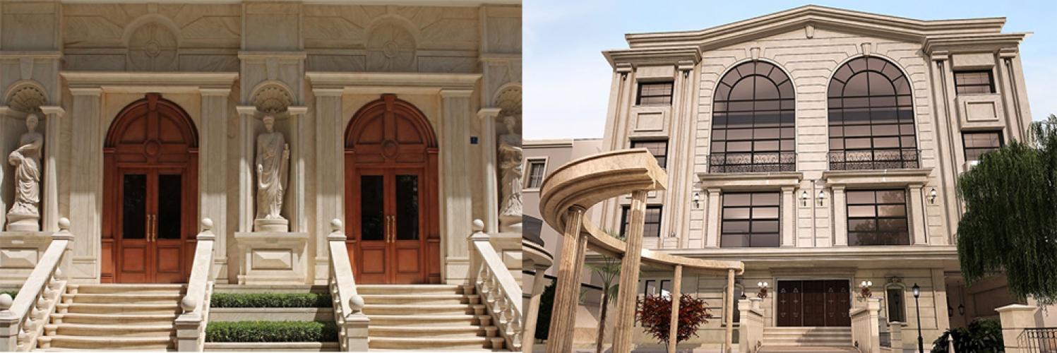 چرا نمای سنگی برای ساختمان استفاده کنیم؟